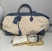 Authentic Louis Vuittons Speedy Round Ban Limited Edition