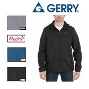 Sale Gerry Menand039s Lightweight Hooded Water Resistant Jacket Coat - Variety - I32