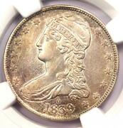 1839-o Capped Bust Half Dollar 50c - Ngc Au Details - Rare O Mint Coin