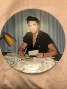 Elvis Presleylooking At A Legendno. 14plateletters From Fans 10795a