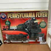 Lionel Pennsylvania Flyer G Gauge Train Battery Powered Remote Control 2015 New