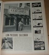 1949 Articlecarol Doughbelly Price Clip-joint Real Estate Taosnew Mexico