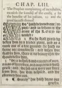 1611 King James Bible Leaf Isaiah 53 He Was Wounded For Our Transgressions 1617