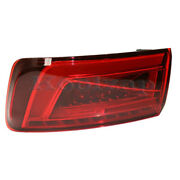 15-16 Audi A3/a3 Quattro/s3 Outer Taillight Taillamp Rear Brake Light Right Side