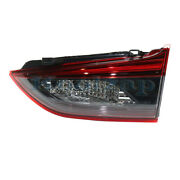 16-17 Mazda6 2.5l Inner Taillight Taillamp Rear Led Tail Lamp Light Right Side