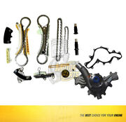 Timing Chain And Water Pump For Ford Explorer Ranger Mustang Mazda B4000 No Gear