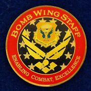 Usaf 509th Bomb Wing B-2 Director Of Staff Challenge Coin Kc-18