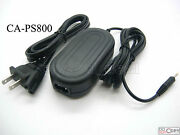 Ac Adapter For Canon Powershot A2000 A2100 E1 Sx100 Sx110 Is Sx120 Is Sx130 Is