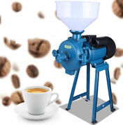 220v Electric Feed Mill Wet Dry Cereals Grinder Corn Grain Rice Coffee Wheat S