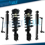 Front Struts Rear Shocks Sway Bar Links For 2005 2006 - 2009 Chevy Cobalt Hhr G5