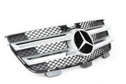 Mercedes-benz Gl X164 Radiator Grille Chrome A1648802785 New Genuine
