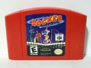 Rocket Robot On Wheels N64 Out Of Stock