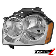 Factory Style Headlight Lamp For 05-07 Jeep Grand Cherokee Limit