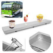 Aluminum Alloy Drop-down Foldable Concession Stands And Food Trucks 6 Feet
