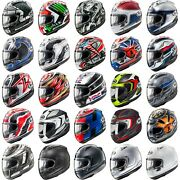 Arai Corsair-x 2020 Full Face Street Motorcycle Helmet - Choose Color And Size