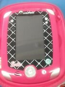 Barbie Leap Frog Leappad 2 Game System Pink Carrying Case Tangled Game Disney