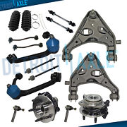 16pc Front Control Arm Wheel Hub Kit For 1995-2001 Ford Explorer Mountaineer 4wd