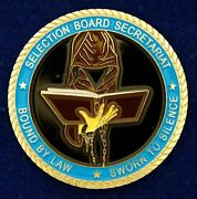 Usaf Office Of The Secretary Selection Board Secretariat Challenge Coin Kc-19