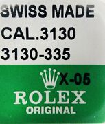 Rolex Factory New Sealed Minute Pinion With Canon Pinion 3130 335