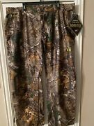 225 Under Armour Storm 3 Realtree Camo Gore-tex Hunting Pants Mens 3xl
