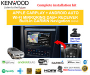 Kenwood Dnx9190dabs For Holden Commodore Ve Series 1 Single Zone Ve 2007-2010