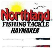 Northland Haymaker 24 Light Fast Action Ice Fishing Rod Irhm24 Choose Color