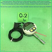 Sylvac 12.5mm/0.001, High Precision Gauge And Data Cable As Photo, Sn2223, Tested