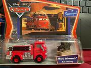 Disney Pixar Cars Diecast Car Set Movie Moments Red And Stanley Supercharged Editi
