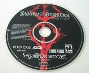 Sword Of The Berserk Out Of Stock