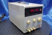 Kenwood Pa36-3a Pa363a Regulated Dc Power Supply Tested Working Good F/s