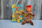 Trade Mark Alps Vintage Musical Chimpband Leader Rock Valley Toy