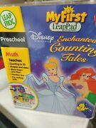 My First Leap Pad Leap Frog Disney Enchanted Counting Tales New Leappad Free Shp