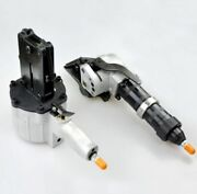 Hand-hold Pneumatic Strapping Tools For Strapping Steel Straps