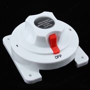 Marine Industrial 175 Amp Dual Battery Selector Switch 4 Positions 12v/24v