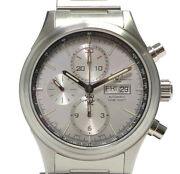 Free Shipping Pre-owned Ball Watch Stokeman Ionosphere 600 Silver Cm1090c