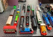 Thomas The Tank Engine Train Lot 42 Ertl Metal And Plastic Trains And Vehicles 90s