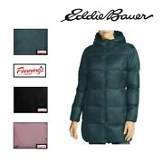 Sale Womenand039s Eddie Bauer Luna Peak Down Parka Coat - Variety Size And Color F23