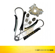 Timing Chain Kit And Oil Pump For 5.4l Ford Excursion Expedition