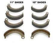 1936 Dodge And Fargo / Plymouth Truck Brand New Brake Shoe Whole Truck - Chryco