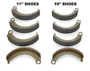 1942 Dodge And Fargo / Plymouth Truck Brand New Brake Shoe Whole Truck - Chryco