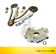 Timing Chain And Oil Pump For 4.6l Ford Town Car Grand Marquis Crown Victoria