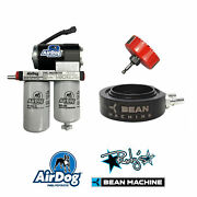 Airdog 100 Gph Fuel Lift Pump And Bean Sump For 2008-2010 Ford Powerstroke Diesel