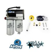 Airdog Ii 4g 100 Gph Fuel Lift Pump And Dual Port Sump For 1992-2000 Gm 6.5 Diesel