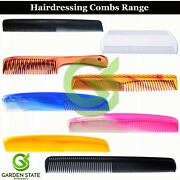 All Type Of Professional Hair Combs And Brushes Barber Hair Cutting Dressing Comb