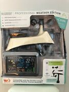 La Crosse Technology Wireless Professional Weather Station Color Display Wifi