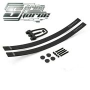 2 Lift Kit For Gmc Gm Pickups S-15 S-10 S10 S15 Sonoma Jimmy Add-a-leaf + Tool