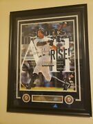 Aaron Judge Signed 16x20 Sports Illustrated Cover Framed