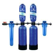 Whole House Water Filter System Simply Soft Salt-free Water Softener 300000 Gal