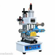 Pneumatic Hot Foil Stamping Machine Zy-819h2 116120mm Printable Area
