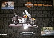 Harley Davidson Heritage Softail Telephone New In Box Free Shipping